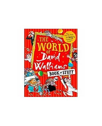 David Walliams: Book Of Stuff
