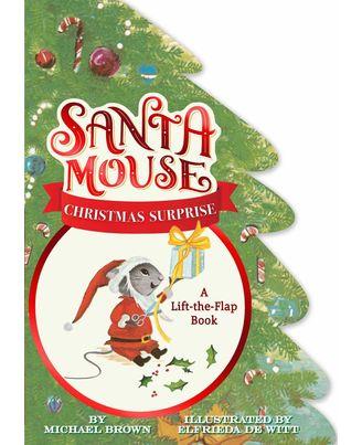Santa Mouse Christmas Surprise