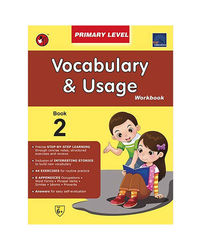 Sap Vocabulary & Usage Workbook Primary Level 2