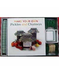Make Your Own Pickles & Chutneys Kit