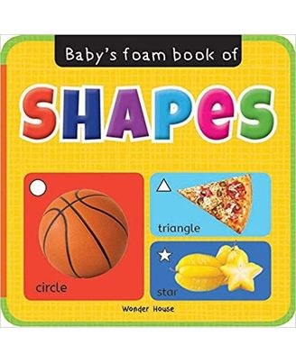 Baby s Foam Book Of Shapes