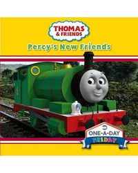 Friday: Percy's New Friends