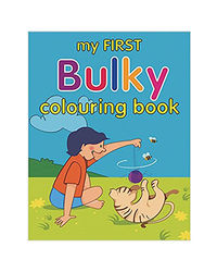 My First Bulky Coloring Book