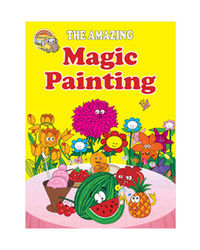 Magic Painting: The Amazing Magic Painting (Binder) 2In1