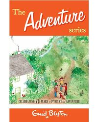 Enid Blyton's The Adventure Series Collection (8 Books)