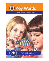 Key Words 7B: Fun And Games