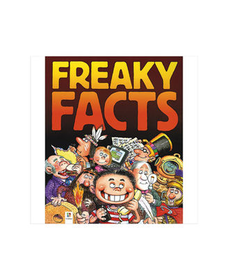 Cool Series Large Flexibound: Freaky Facts
