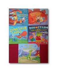 Dinosaur Collection X 5 Pack