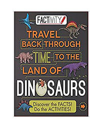 Travel Back Through Time To The Land Of Dinosaurs (Boxset)