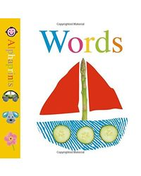 Little Alphaprint: Words