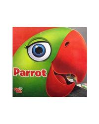 Parrot: Cutout Board Book
