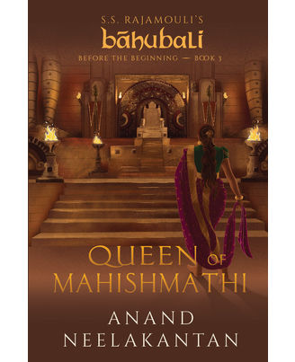 The Queen Of Mahishmathi (Book 3)