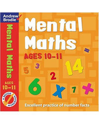 Mental Maths For Ages 10- 11