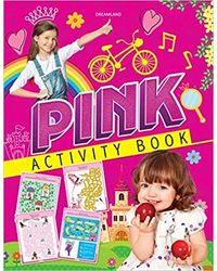 Pink Activity Book