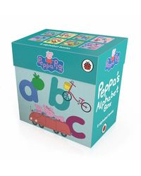 Peppa Pig: Alphabet Box (8 Copy Boxset)