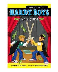 Hopping Mad (4) (Hardy Boys: The Secret Files)