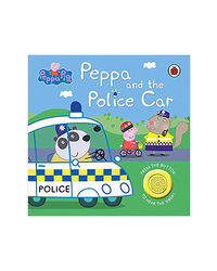 Peppa Pig: Police Car (Sound Book)