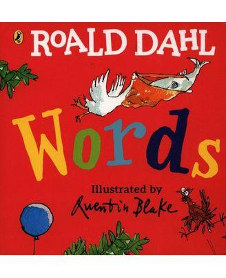 Roald Dahl: Words