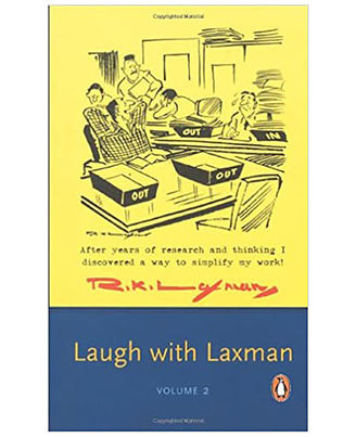 Laugh With Laxman Volume 2
