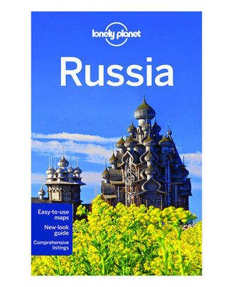 Lonely Planet Russia (Edition 7)