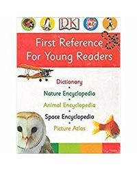 Dk Dictionary: First Reference For Young Readers (Dkyr)