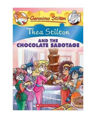 Thea Stilton And The Chocolate Sabotage (Thea Stilton# 19)