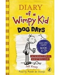 Diary Of A Wimpy Kid- Dog Days