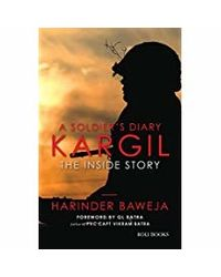 A Soldier's Diary: Kargil The Inside Story