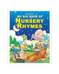 My Big Book Of Nursery Rhymes