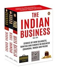 The Indian Business Box Set: Stories Of How Gujaratis, Baniyas And Sindhis Do Business