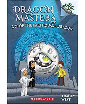 Dragon Masters# 13: Eye Of The Earthquake Dragon