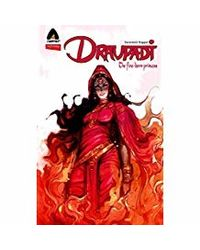 Draupadi: Fire- Born Princess: Campfire Mythology Line (Campfire Graphic Novels)