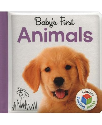 Building Blocks Animals Baby s First Padded Board Book