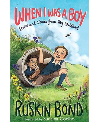 When I Was A Boy: Scenes And Stories From My Childhood