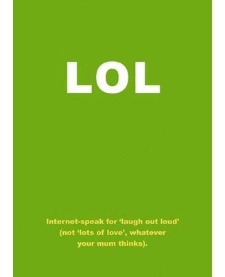 Lol (Humour)