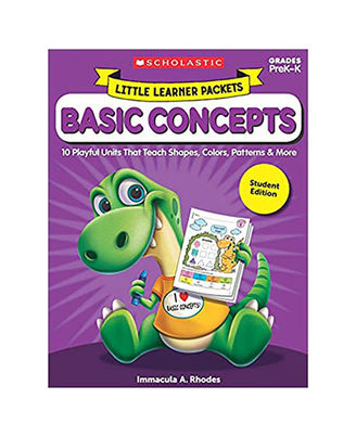 Little Learner Pack: Basic Concepts
