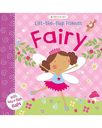 Lift- The- Flap Friends Fairy