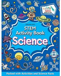 Stem Activity Book- Science