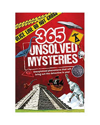 365 Unsolved Mysteries