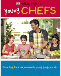 Young Chefs: Breakfast, Lunch Box, Main Meals, Sweet Treats, & Drinks