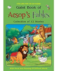 Giant Book Of Aesop` S Fable