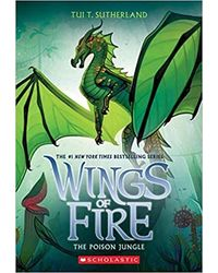 Wings Of Fire# 13: The Poison Jungle