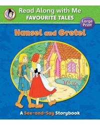 Hansel and Gretel (Read Along with Me Favourite Tales)