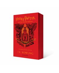 Harry Potter And The Deathly Hallows- Gryffindor Edition- Pb