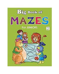 Big Book Of Mazes For Juniors