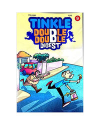 Tinkle Double Double Digest No. 9