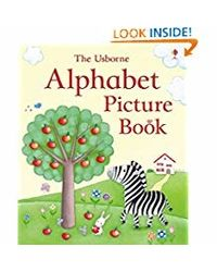 Alphabet Picture Book (Preschool Learning)