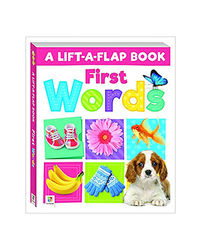 A Lift- A- Flap Book First Words