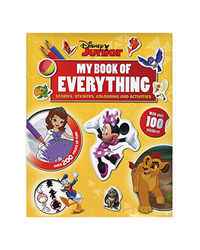 Junior My Book Of Everything