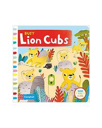 Busy Lion Cub